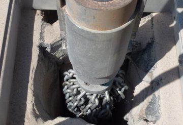 Frézovanie/vložkovanie komínov